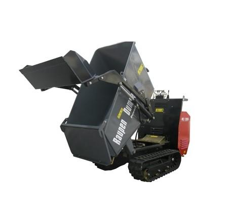 Gumitalpas/hernyótalpas tehermozgató gépek